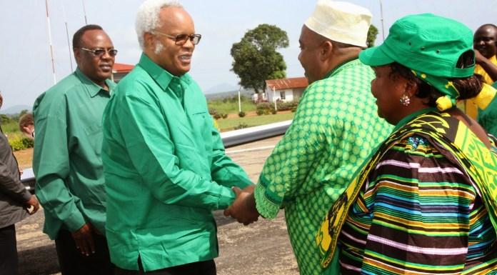 Edward Ngoyai Lowassa Akitafuta wadhamini wa Urais 2015