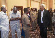 Lowassa Rasmi CHADEMA, Mgombea Urais UKAWA