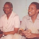 Edward Lowassa na Jakaya Kikwete Wakiwa Vijana