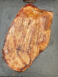 Flank Steak with a simple marinade