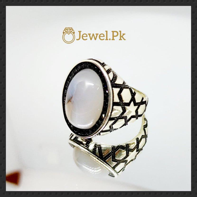 Turkish Ring 925 Silver