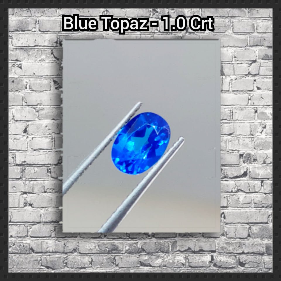 Natural Blue Topaz Buy online in Pakistan