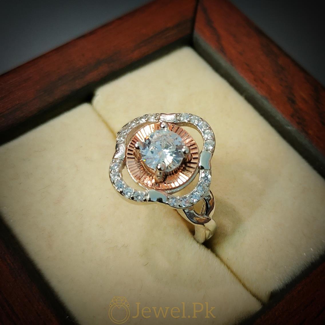 Beautiful Silver 925 Ring