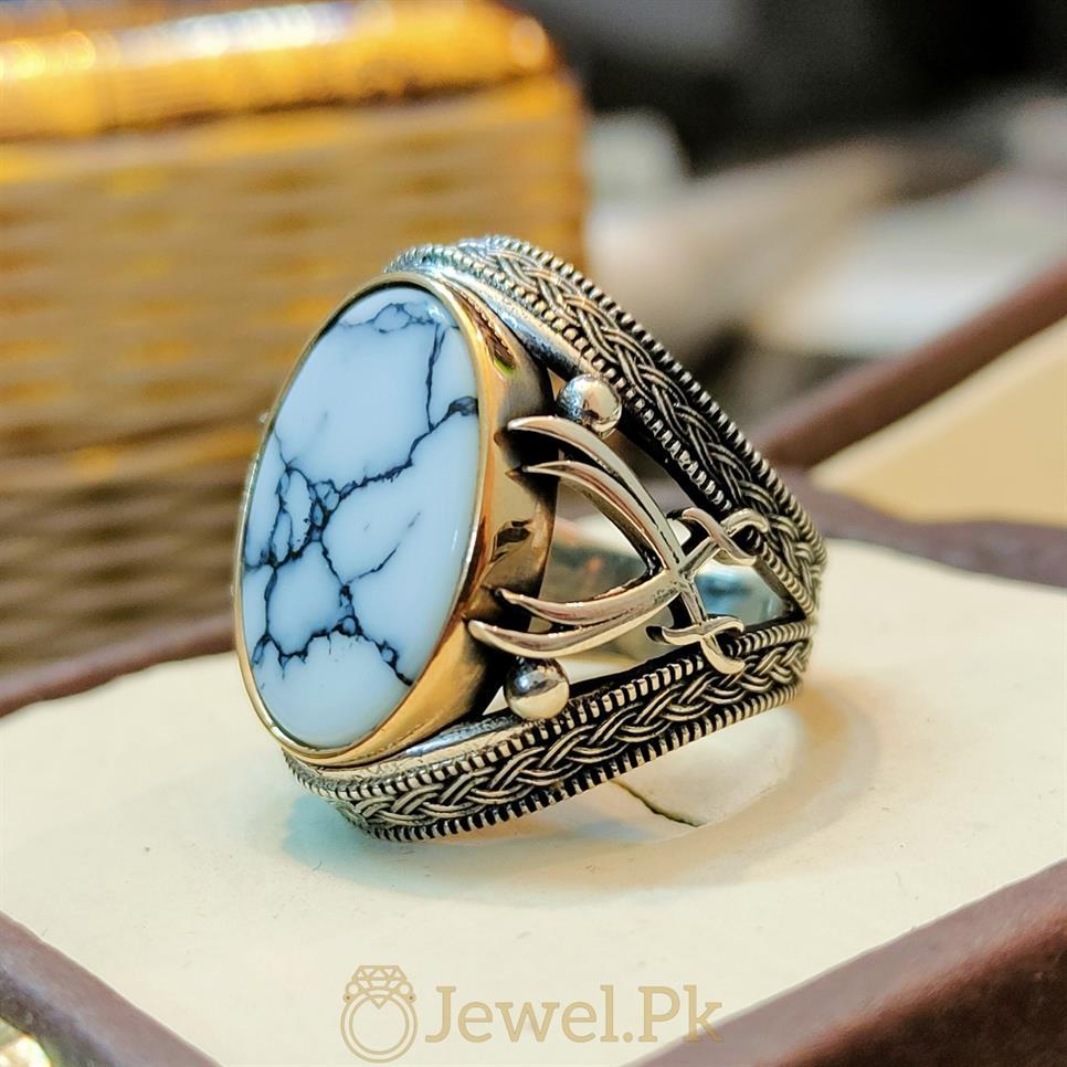 Turkish Ring - Sword Design