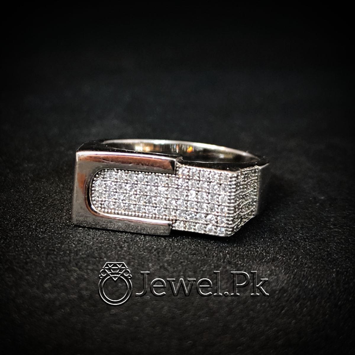 Luxury Italian Rings for men Very Beautiful Italian Zircon Rings for man 9 natural gemstones pakistan + 925 silver jewelry online