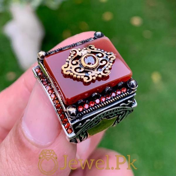 Turkish Ring - Ottoman Ring