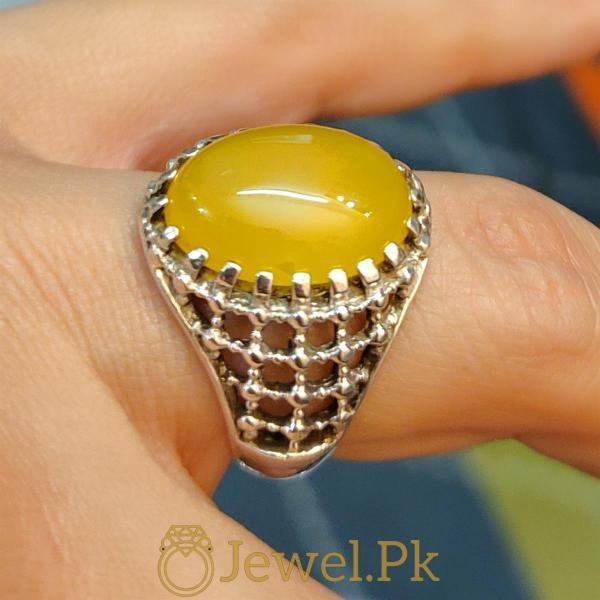 Zard Aqeeq + Yellow Agate + Aqiq + Haqiq +
