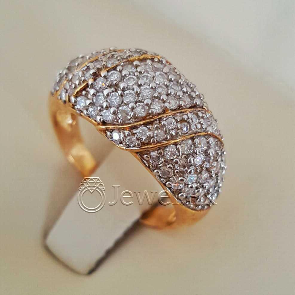 925 Silver Luxury Rings for Ladies Women Silver Rings Woman Handmade Rings 19 natural gemstones pakistan + 925 silver jewelry online