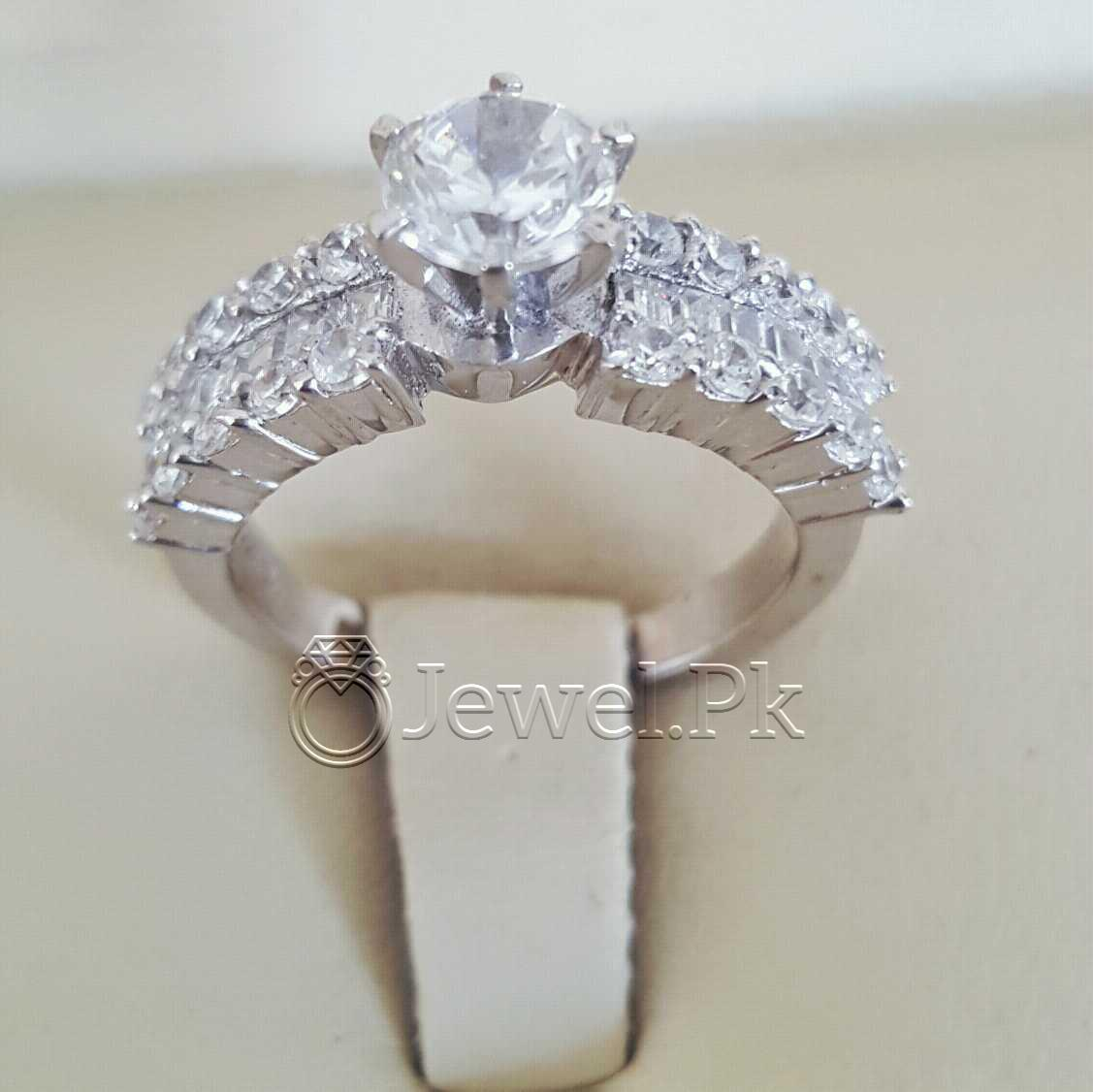 925 Silver Luxury Rings for Ladies Women Silver Rings Woman Handmade Rings 47 natural gemstones pakistan + 925 silver jewelry online