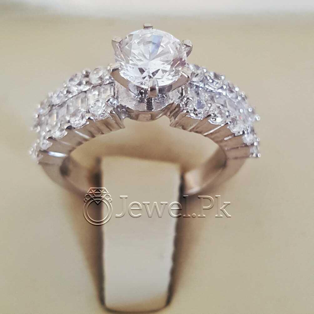 925 Silver Luxury Rings for Ladies Women Silver Rings Woman Handmade Rings 49 natural gemstones pakistan + 925 silver jewelry online