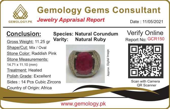 Final 26 Ruby Rings 1 24 1 natural gemstones pakistan + 925 silver jewelry online