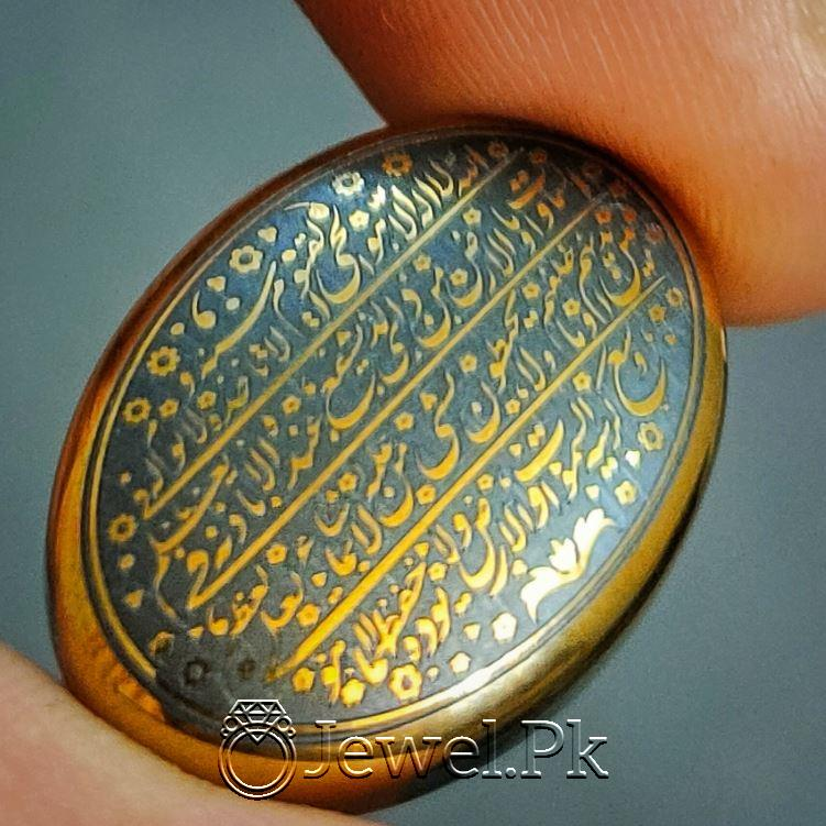 Sang e Hadid Stone 4 natural gemstones pakistan + 925 silver jewelry online
