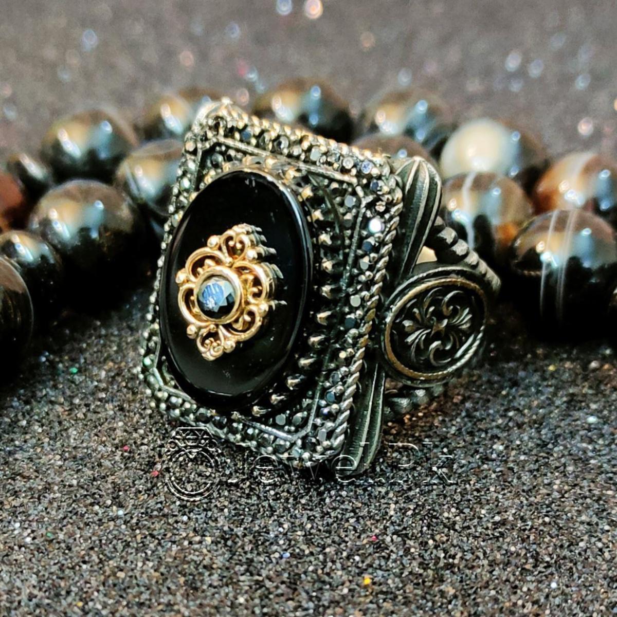 Turkish Rings 925 Silver Handmade Chandi Ring Turkey Imported 1 natural gemstones pakistan + 925 silver jewelry online