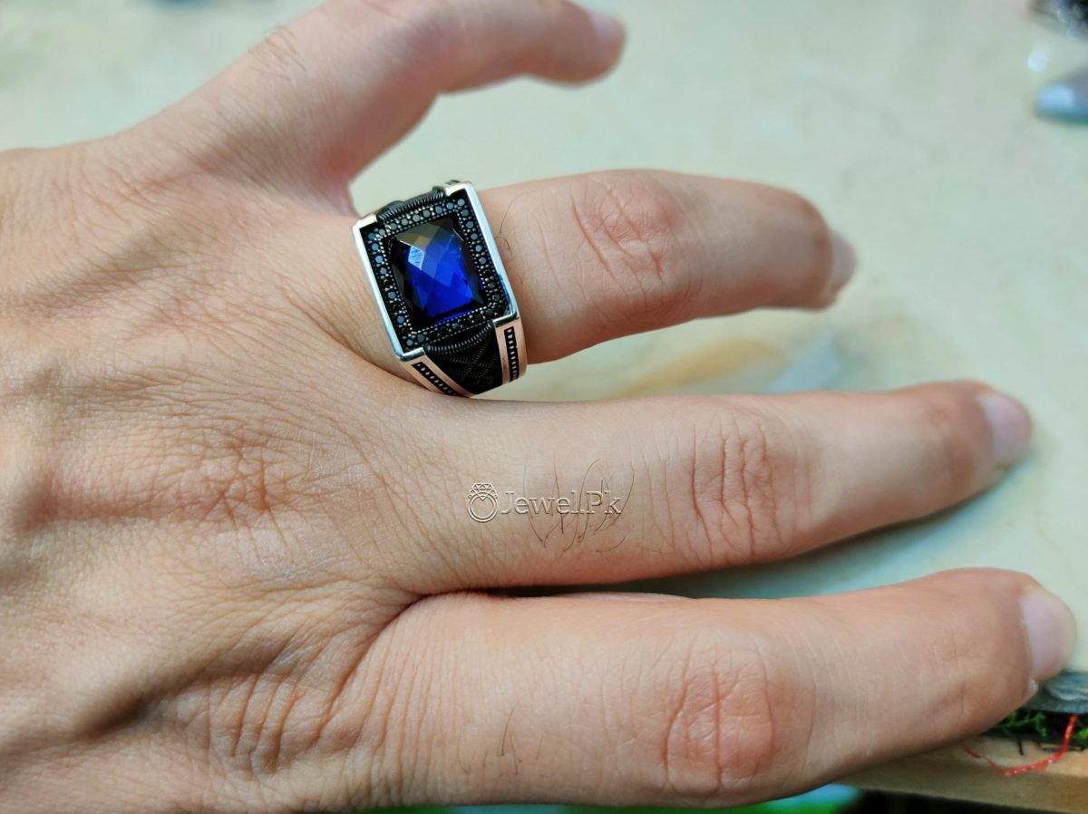 Turkish Rings 925 Silver Handmade Imported Ottoman Rings Pakistan 17 natural gemstones pakistan + 925 silver jewelry online