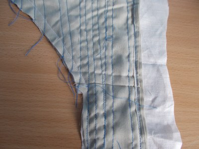 and hopefully you can see the side seam