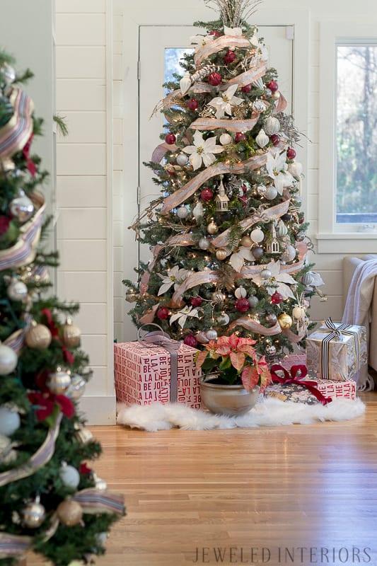 Diy christmas stocking holders step by step tutorial jeweled monogram stocking holder tutorial jeweledinteriors stocking holder monogram personalized solutioingenieria Choice Image