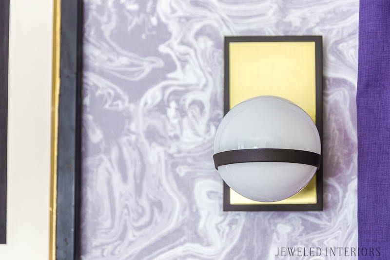 Why I am in LOVE with the Ace Wall Sconce