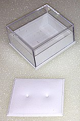 Plastic Jewellery Box : plastic, jewellery, Clear, Jewellery, Boxes, Plastic