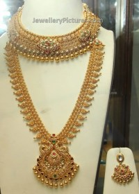 92+ [ Wedding Gold Jewelry Sets ] - Traditional South ...