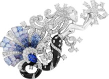 Van Cleef & Arpels Seven Seas Sirène Mystérieuse clip