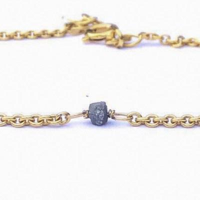 rå diamant til måneds smykkerne