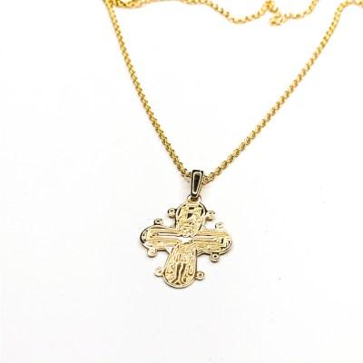 Dagmar kors i halskæde