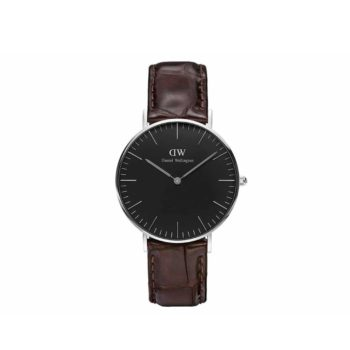 Daniel WellingtonYork Silver Unisex Watch – DW00100146