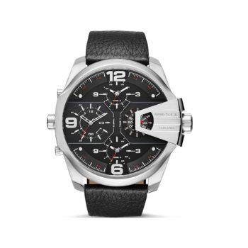 Diesel Uber Chief Silver Men's Watch – DZ7376