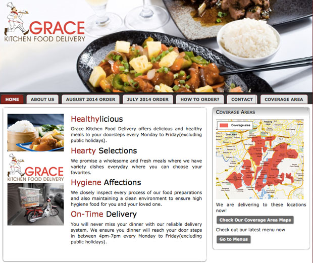 Prepared Meals Delivered Your Home