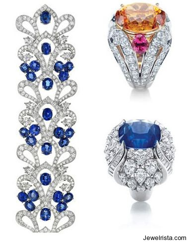 The Royal Gardens Collection By Jewelry Designer Harry Winston  Jewelrista