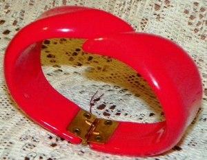 celluloid jewelry -cuff bracelet