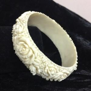 celluloid jewelry - bangle bracelet