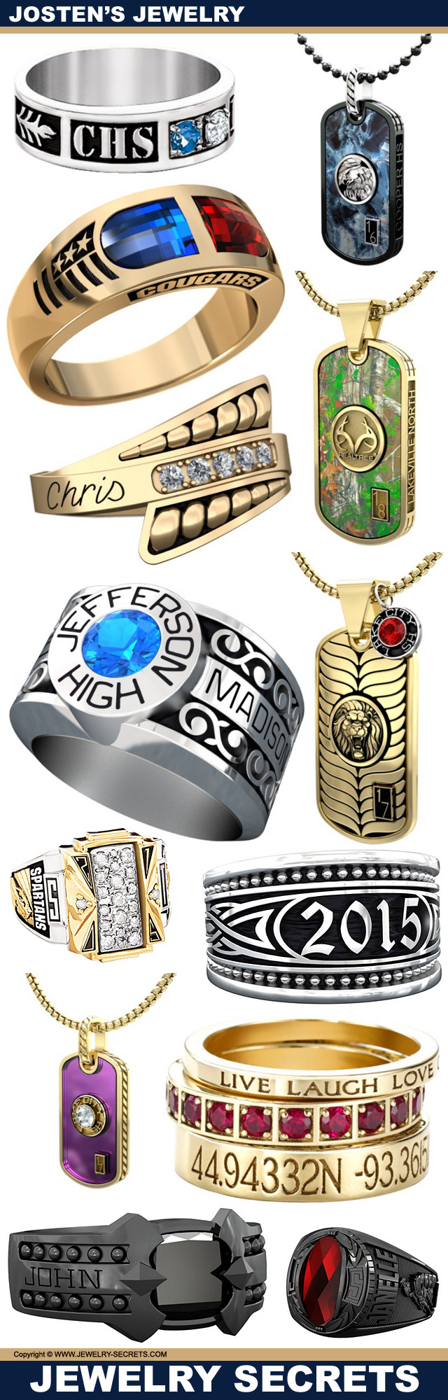 White Lustrium : white, lustrium, GOODBYE, ARTCARVED,, HELLO, JOSTENS!, Jewelry, Secrets