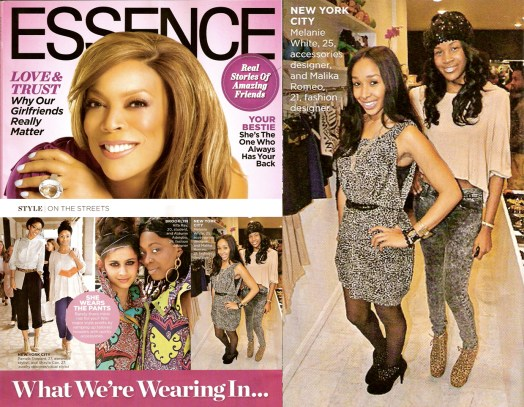 MM Featured in the May Issue of Essence Magazine May 2011