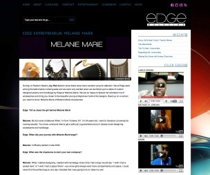 Edge Magazine Featured MM in March 2011