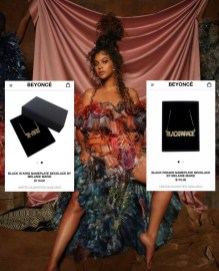 Melanie Marie x Beyonce Collab for Black is King July 2020