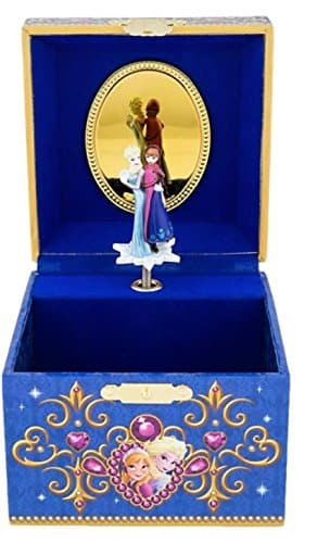 Frozen Music Jewelry Box : frozen, music, jewelry, Disney, Parks, Frozen, Musical, Jewelry