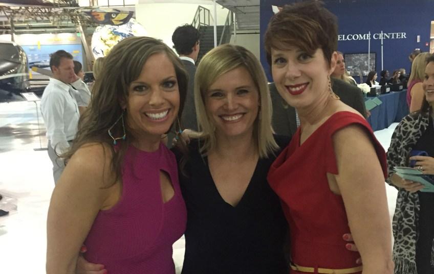 Catherine, Lindsay, Stacy IIK Gala 2015