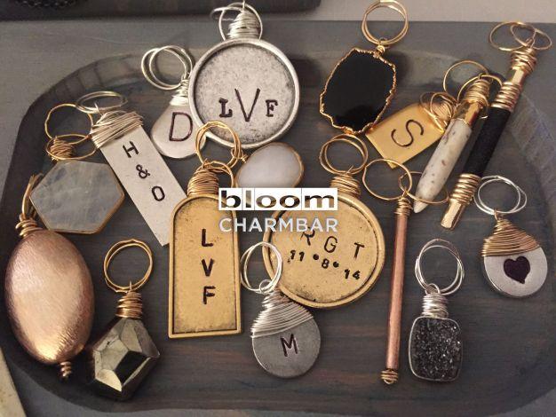 Large Bloom Charm Bar