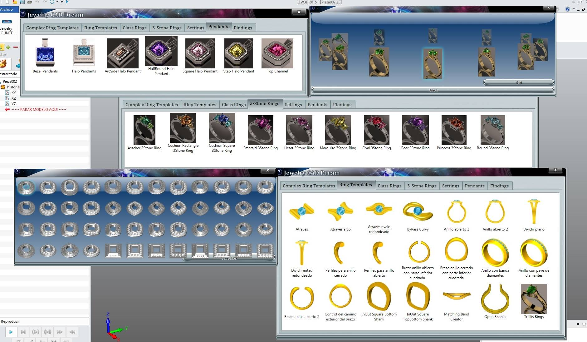 Cad Software Jewellery