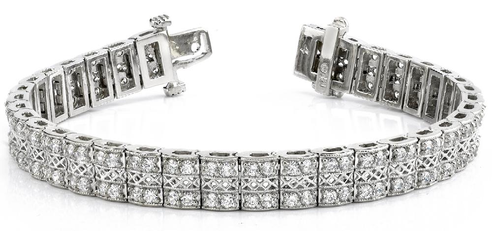 Diamond Tennis Bracelets Jewelry Design Gallery