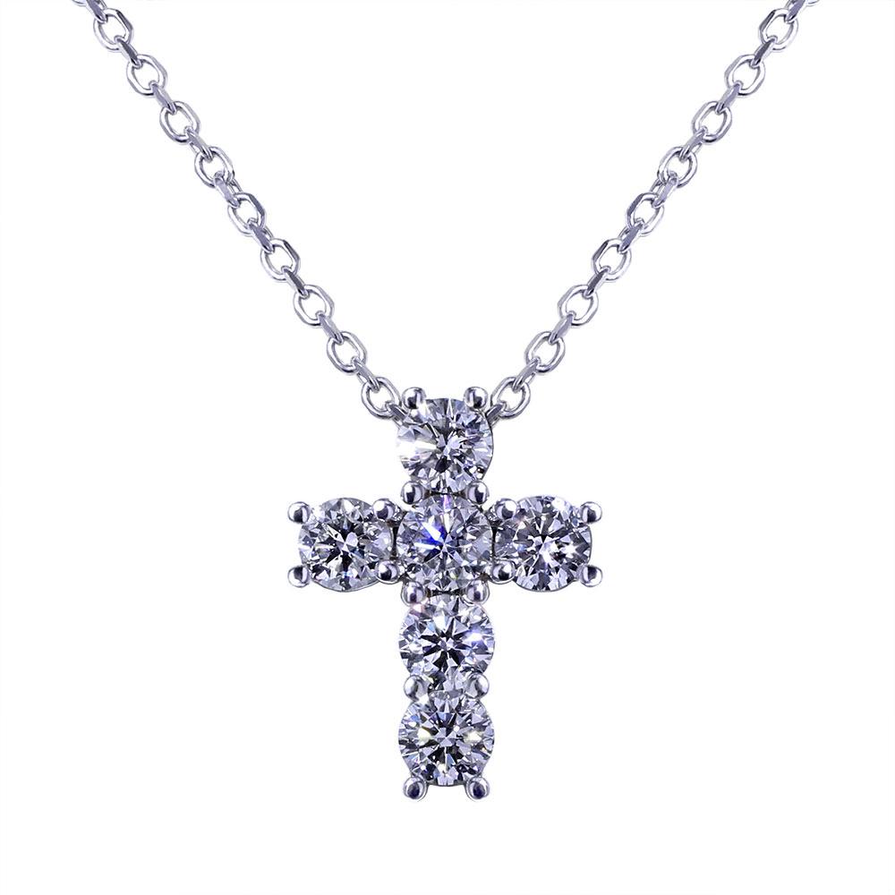 Bold Diamond Cross
