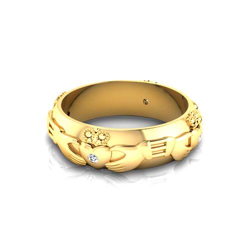Claddagh Wedding Ring  Jewelry Designs