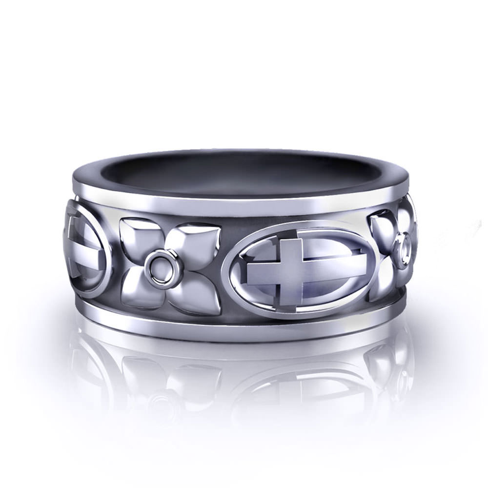 Christian Wedding Rings
