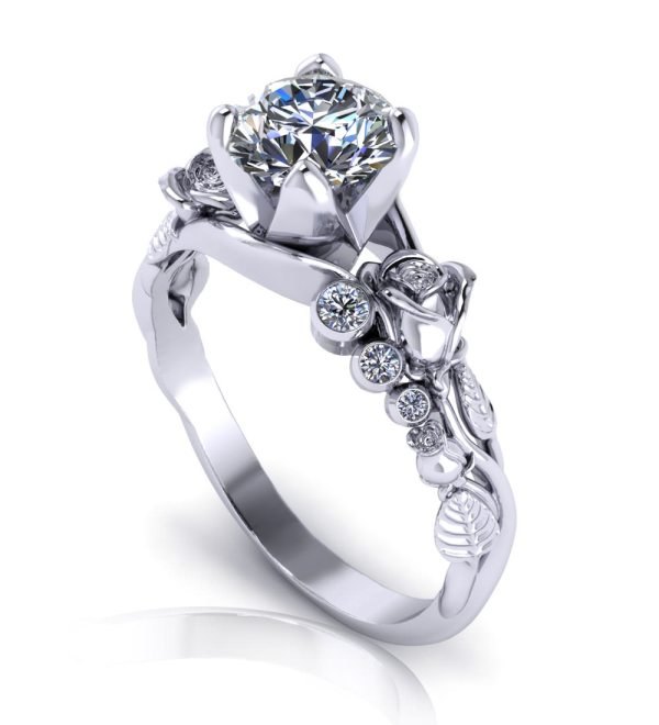 Unique Engagement Rings - Jewelry Designs