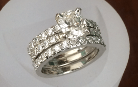 Jewelry Designs Joplin MO Diamond Wedding Rings