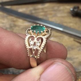 Custom Jewelry Design Joplin MO