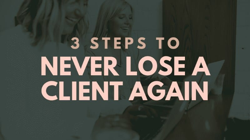 3 Steps: How To Follow Up With Clients and Why It's Important To Your Business