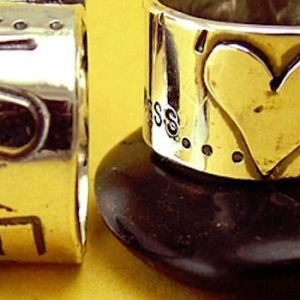 Love and Happiness Ring