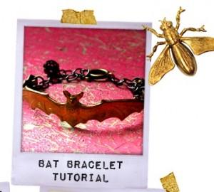 bat bracelet